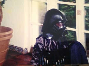 """You underestimate the power of the dark side"" - Darth Vader. I miss Live OAK house!"